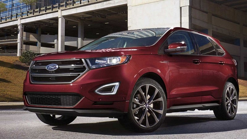 2018 ford edge ford edge in angleton tx gulf coast ford. Black Bedroom Furniture Sets. Home Design Ideas
